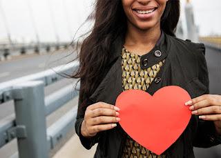 heart healthy woman