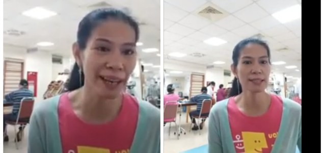 OFW who criticizes Duterte says that she's not afraid of the charges against her: 'Walang sinuman ang makakapag dikta sa akin!'