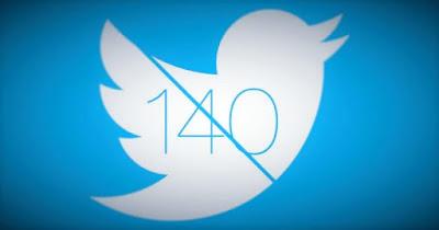 تويتر بعد جدل كبير تغيير سياسة الــ 140 حرف