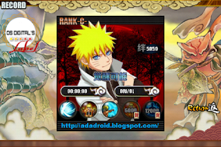 Naruto Shippuden Ultimate Ninja Storm 4 OS Digital v1.3 Apk (He's Return)