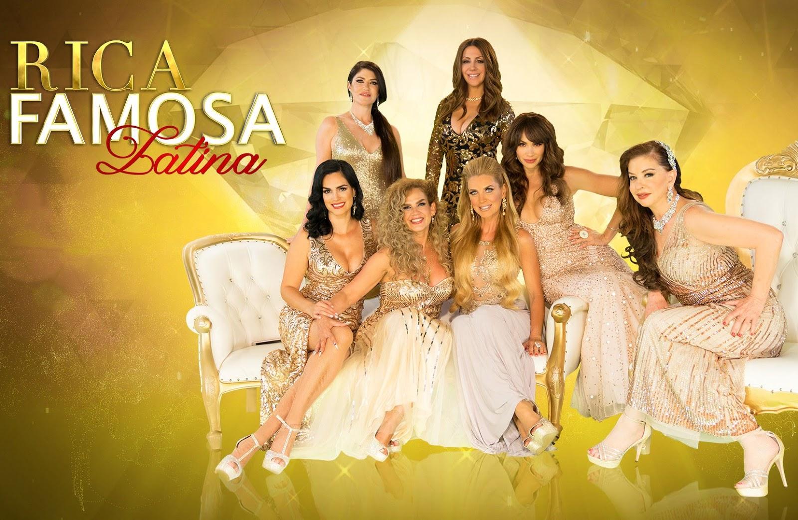 Images in spanish tv latinas