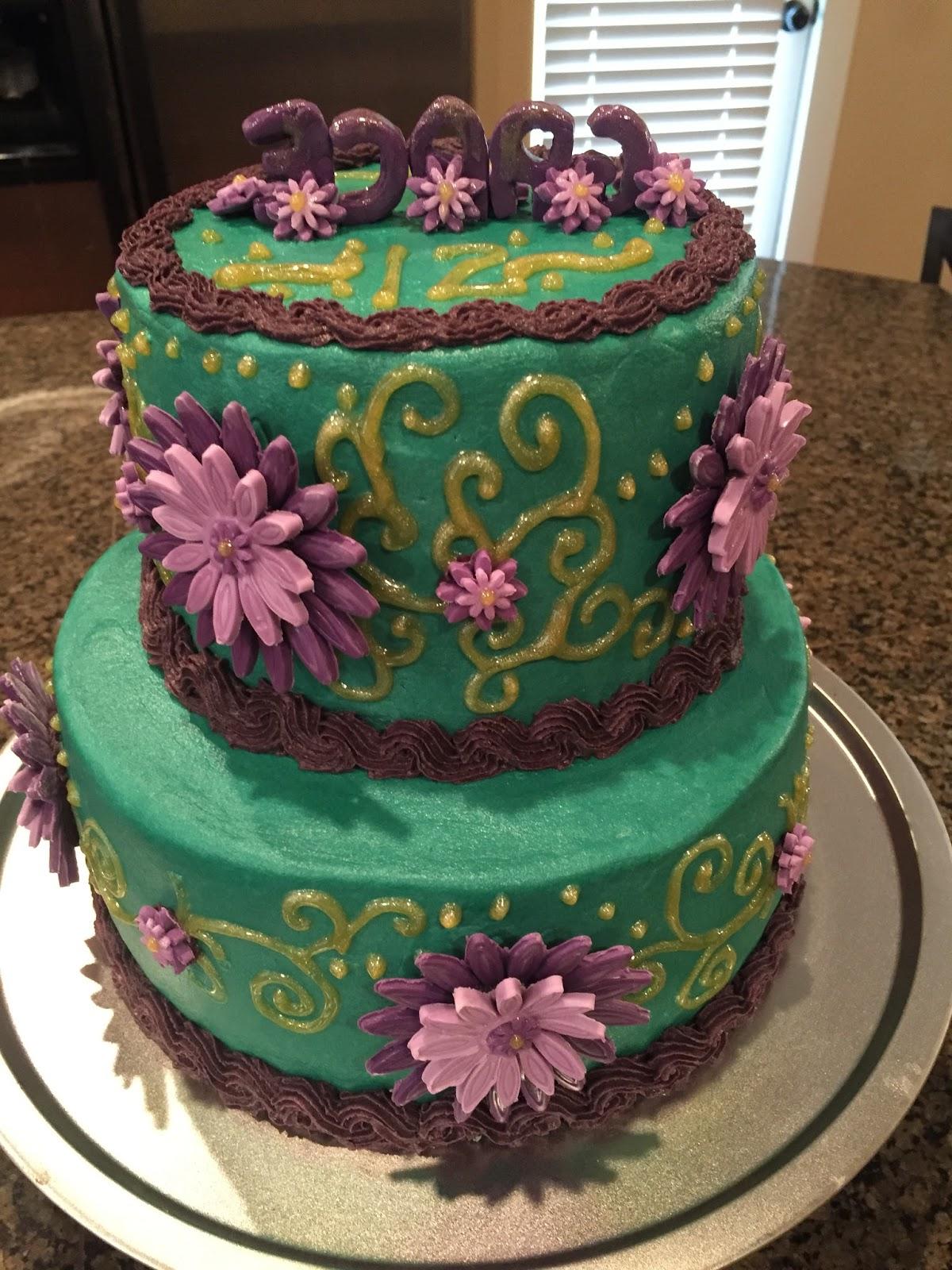 Self Taught Cake Decorating