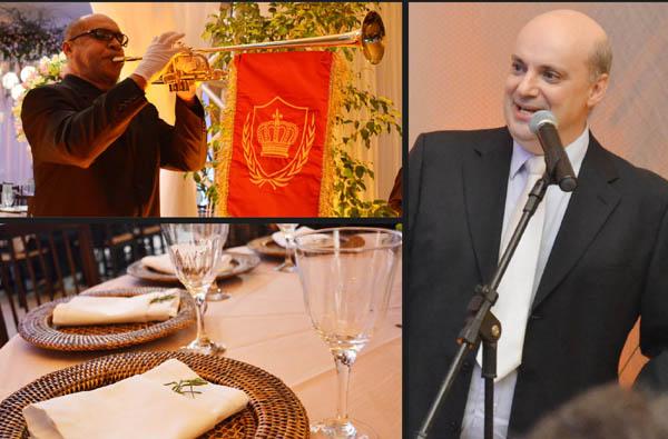 O Melhor Presente Que Recebi Foi Crescer Com Seu Exemplo: Evento Promovido Pelo Buffet Pirauá Reúne A Sociedade