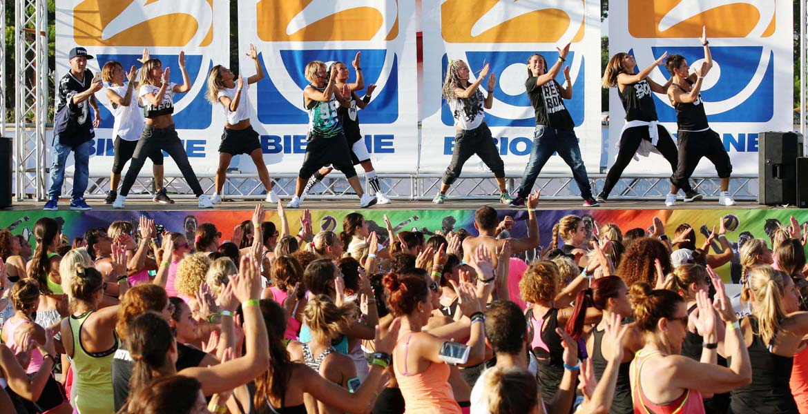 Bibione Beach Fitness Convention, 15-17 settembre 2017 a Bibione
