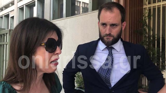 Ξέσπασε σε λυγμούς η Άβα Γαλανοπούλου για την υπόθεση με τον πρώην σύντροφό της
