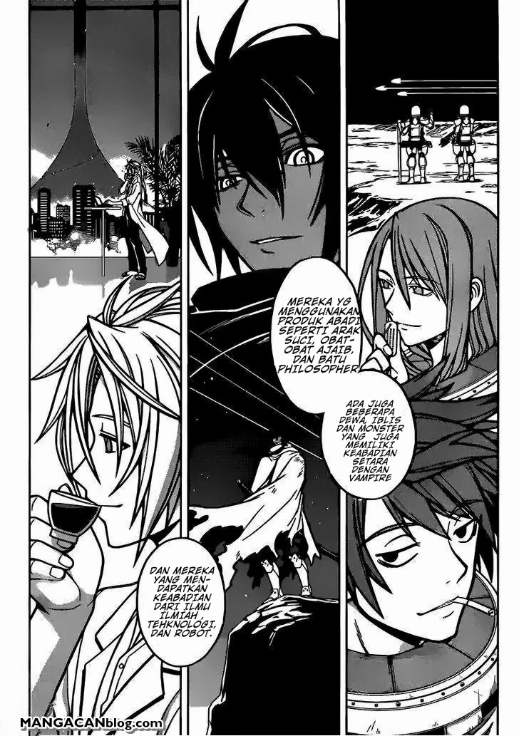Baca Manga UQ Holder! Chapter 6 Bahasa Indonesia