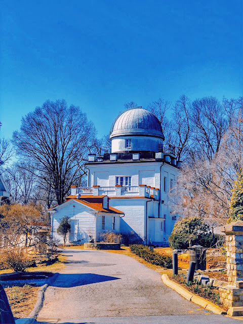 THE GEORGETOWN OBSERVATORY: TECHNOLOGY LEADING DESIGN
