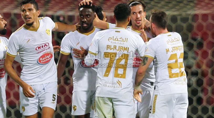 الإتحاد ينجو من الخساره امام نادي الفتح بالتعادل الاجابي في الدوري السعودي