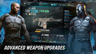Game CONTRACT KILLER: SNIPER Apk Mod Gold