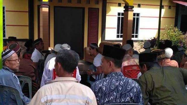 Imam Sholat Jumat Meninggal Dunia Bikin Heboh Warga