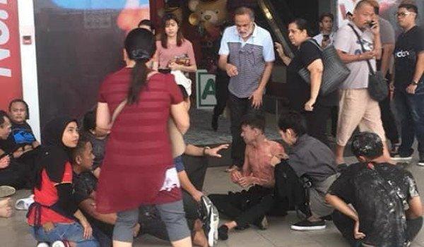 Tiga maut, 18 cedera dalam letupan gas di CityONE Megamall, Sarawak