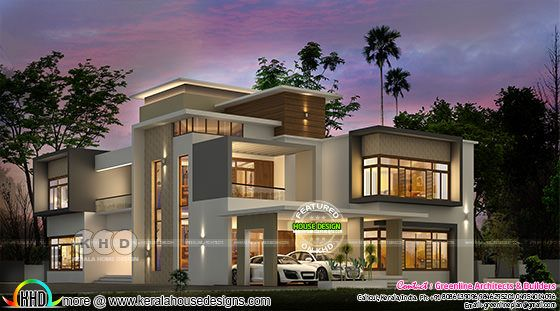 Luxury ultra modern home 6000 sq-ft