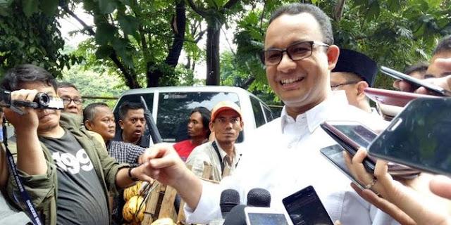 Jika menang Pilgub DKI, Anies janji selesaikan tanah bersengketa
