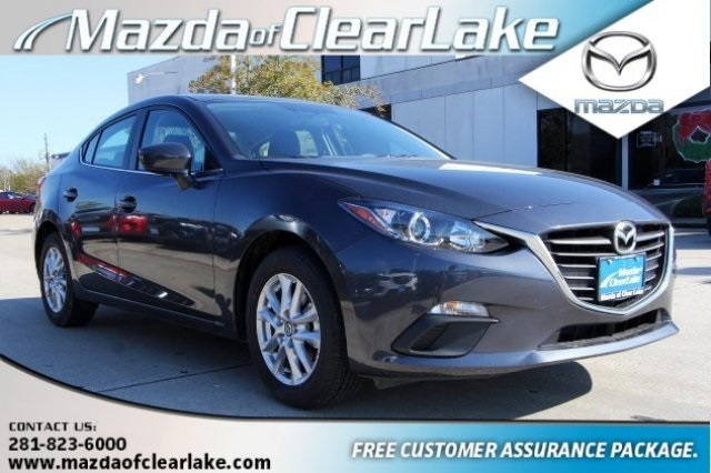 Clear Lake Mazda Dealership Serving the Houston Area