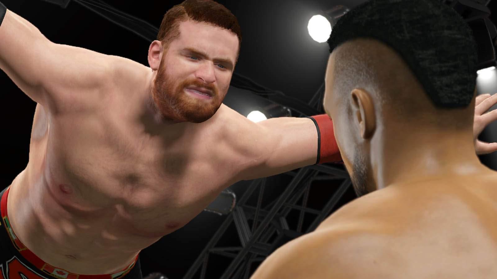 تحميل لعبة WWE 2K15 مضغوطة برابط واحد مباشر + تورنت كاملة مجانا