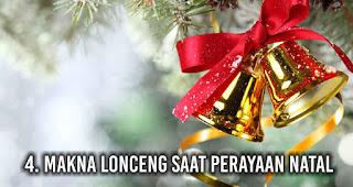 Makna Lonceng saat perayaan Natal