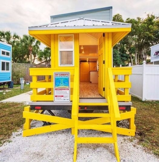 Tiny Beach House Rentals in Siesta Key, Sarasota FL