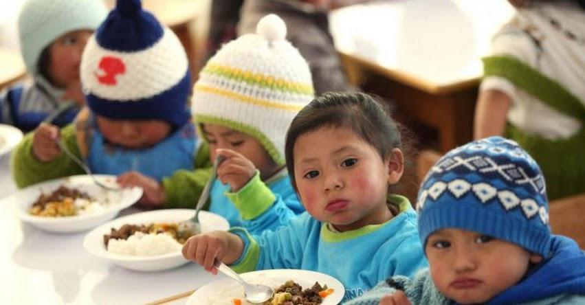 Moquegua promete reducir a 28 % el índice de anemia infantil en la región