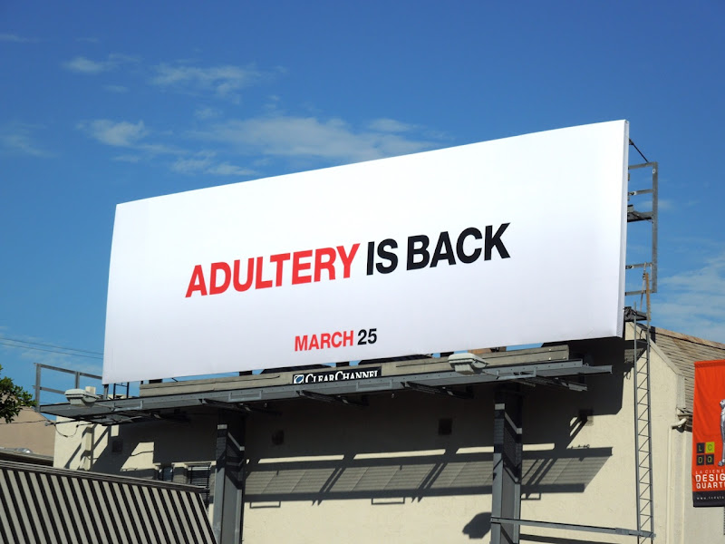Mad Men 5 Adultery billboard