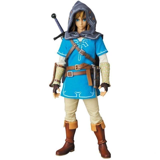 Echa un ojo a esta increíble figura de Link, ya con fecha de salida