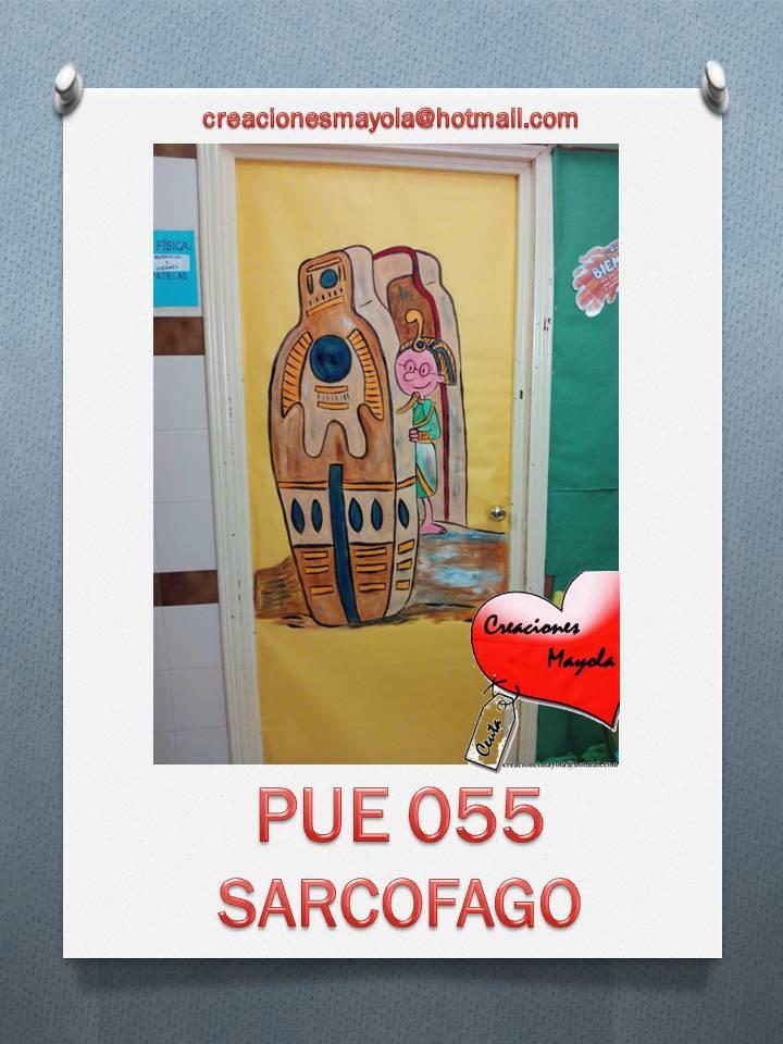 Creaciones mayola puertas escolares for Puertas escolares decoradas