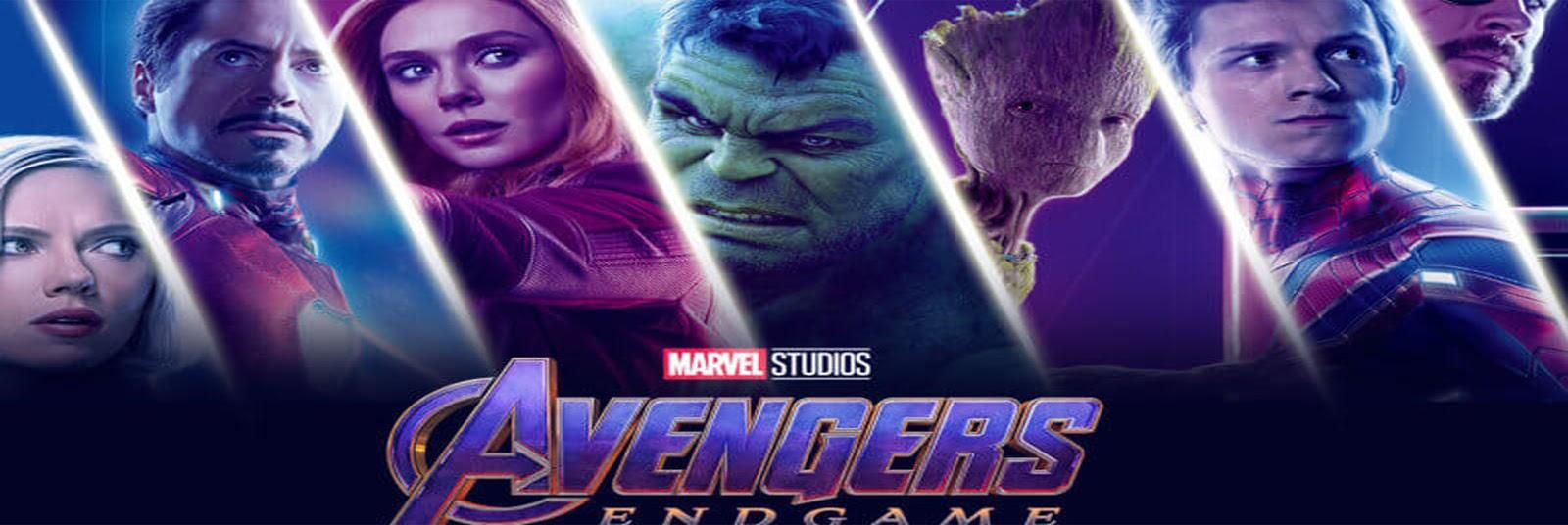 Avengers: Endgame (2019) English HC HDCam-Rip 720P – x264