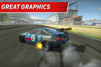 CarX Drift Racing Mod(Unlimited Coins/Gold) Apk + Obb