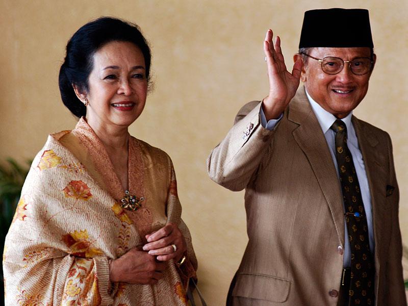 Contoh Biografi Bj Habibie Singkat Buratoh