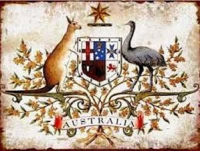 Kangguru dan Burung Emu sebagai Lambang Negara Australia - berbagaireviews.com