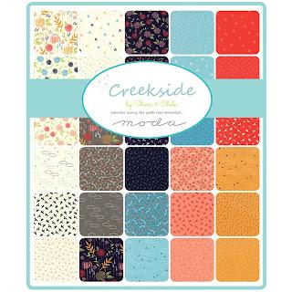 Moda Creekside Fabric by Sherri & Chelsi for Moda Fabrics