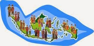 Luas Wilayah dan Jumlah Suku di Indonesia