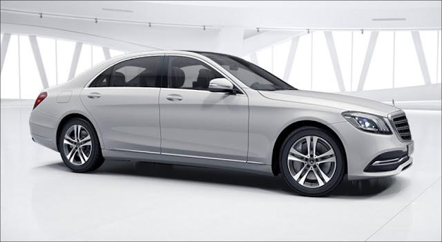 Mercedes S450 L 2019 là chiếc xe sedan cỡ lớn, được thiết kế vô cùng sang trọng, lịch lãm và đẳng cấp