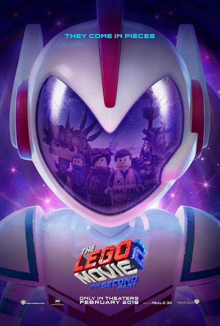 lego movie two the second part poster