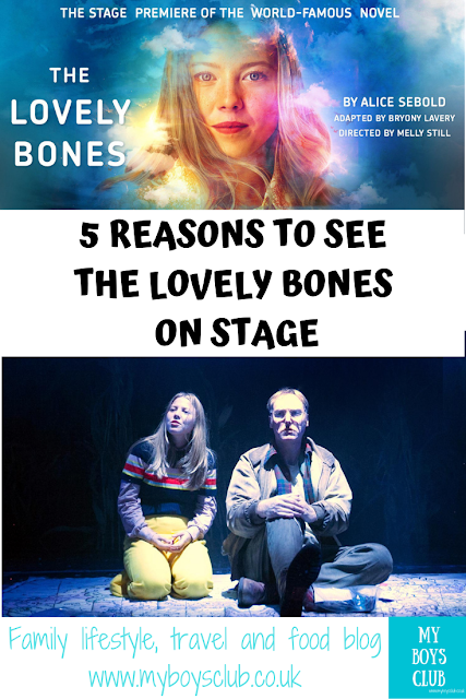 5 Reasons To See The Lovely Bones On Stage