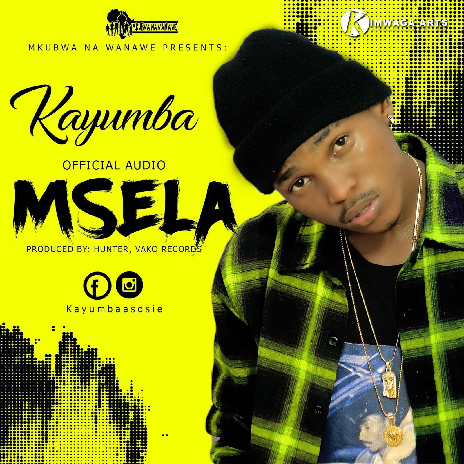 Kamwambie Lyrics - Kayumba - New Song - RALINGO