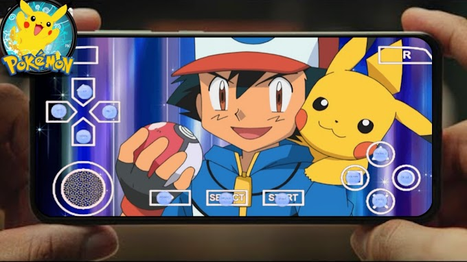 《200MB》Download Best Graphics Pokemon Game On Android || With Full Gameplay