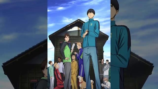 Kaze ga Tsuyoku Fuiteiru,Kaze ga Tsuyoku Fuiteiru OST Opening and Ending Full