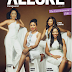 Adesua Etomi,Chioma Onyenwe,Linda Ejiofor,Omoni Oboli On The Cover of Vanguard Allure's Latest Issue