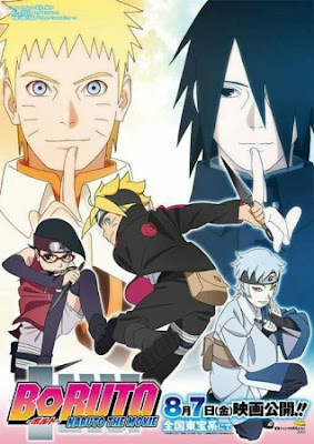 Download Film BORUTO NARUTO THE MOVIE (2015) BluRay 720p Subtitle Indonesia