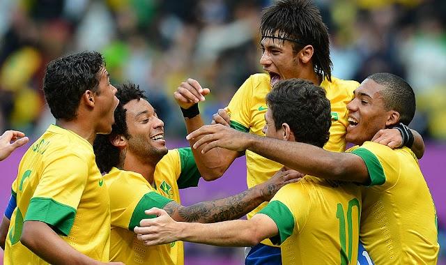 Aquecimento Olímpico: Futebol Masculino