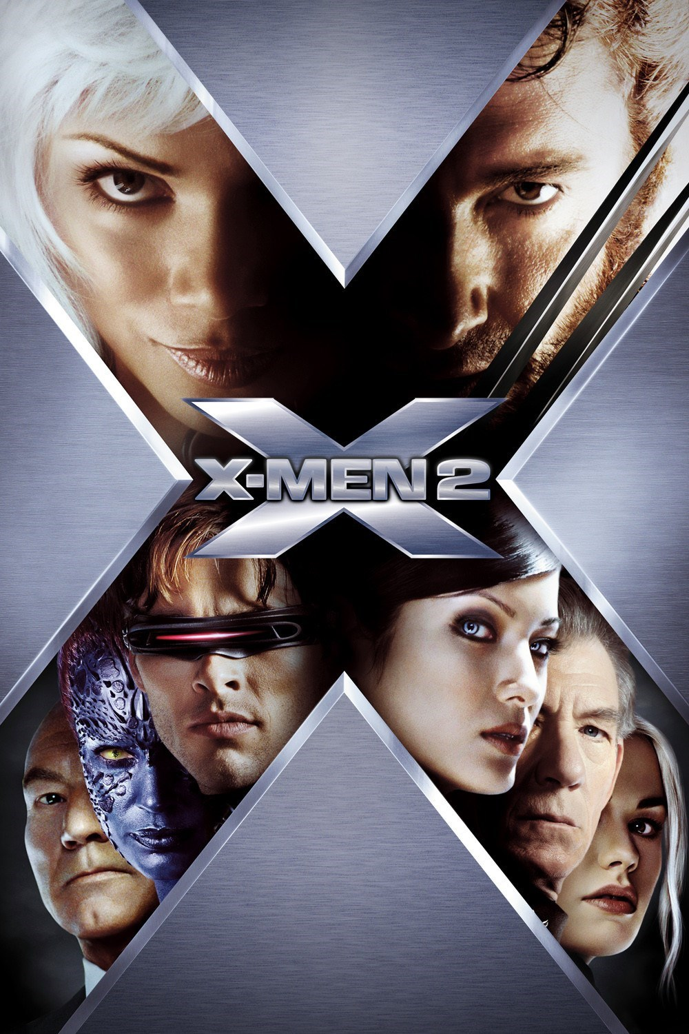 X-Men 2 - X2: United (2003) ταινιες online seires oipeirates greek subs