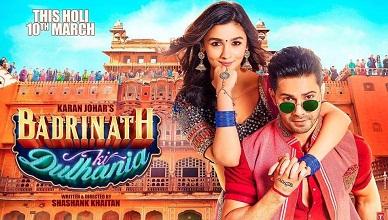 Badrinath Ki Dulhania Full Movie