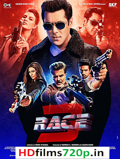 Race 3 2018 Hindi Orig HDRip 700MB  MKV