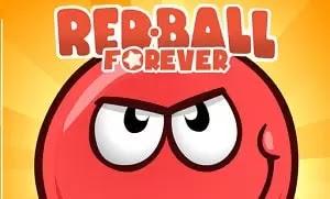 Sonsuza Dek Kırmızı Top - Red Ball Forever
