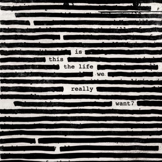 ROGER WATERS - Is This The Life We Really Want? (2017) full