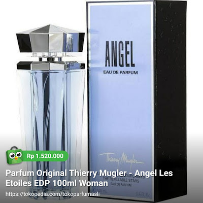 thierry mugler angel les etoiles edp 100ml woman