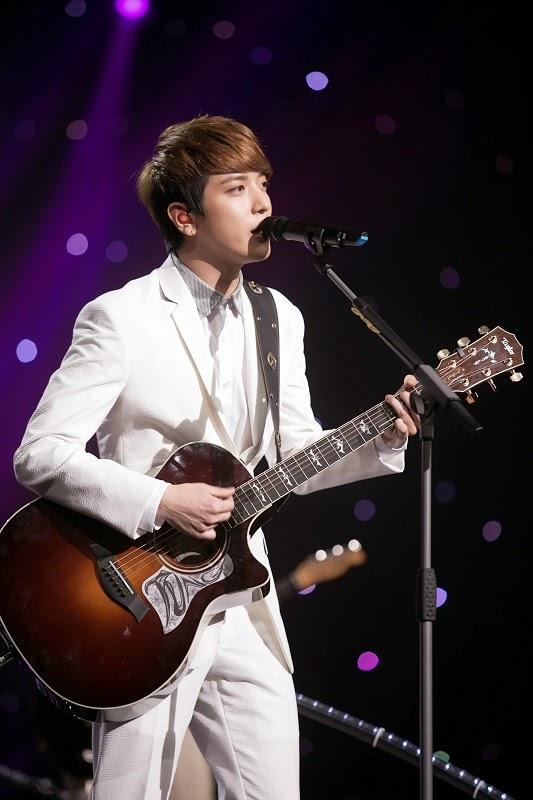 CNBLUE's Jung Yong Hwa to Sing the Korean National Anthem at