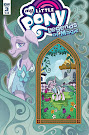 My Little Pony Legends of Magic #3 Comic Cover A Variant