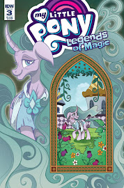 MLP Legends of Magic #3 Comic