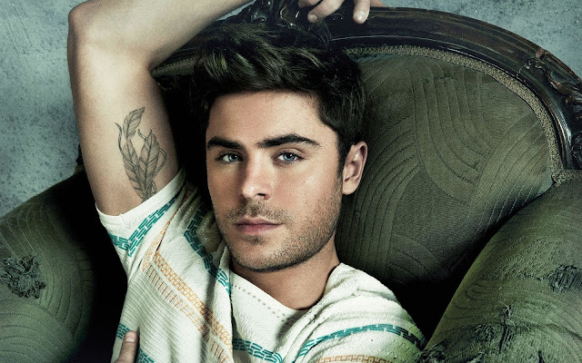 Zac Efron Wallpaper 8